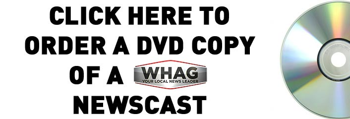 Order a WHAG news cast on DVD