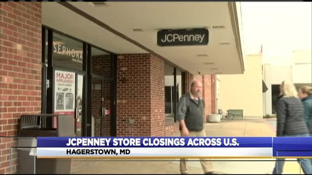 Martinsburg JCPenney closing due to 'long-term profitability' project