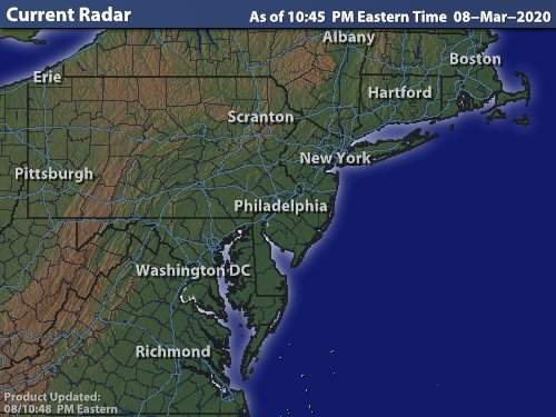 Your4State Radar Map