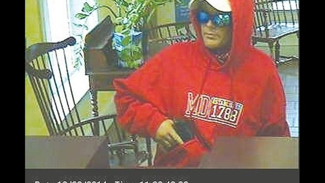 M T Bank Robbed In Greencastle
