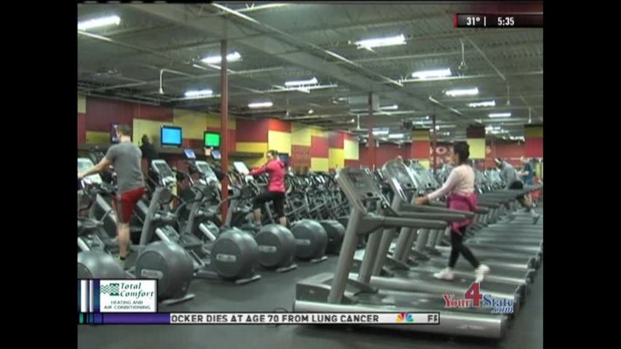 Cell phone use becoming an issue at gyms