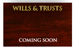 Wills and Trusts