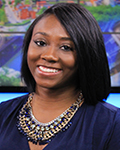 Kiona Dyches WDVM News Reporter