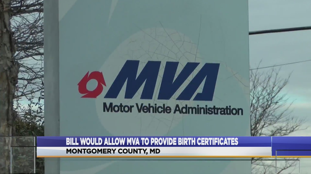 Birth Certificates Available At Mva