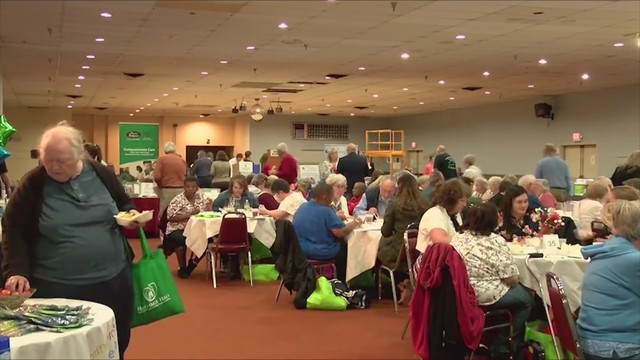Senior Citizens Learn How To Be More Proactive When It