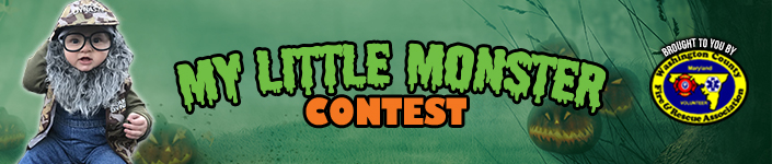My Little Monster Photo Sweepstakes