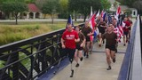 Retired Marine and double amputee, Rob Jones, shares story on his journey