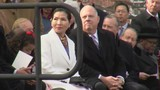 Maryland Governor Hogan takes oath of office