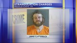 Middletown man charged with strangulation