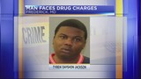 Hagerstown man busted during drug deal in Frederick