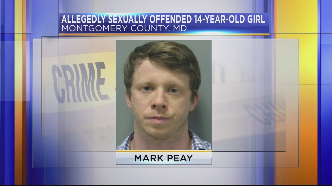 Montgomery County Police arrest man on sex offense charges