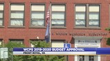 Approval of school division budget to help teacher retention efforts