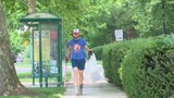 """Runner and trash picker upper, or """"plogger"""" does so almost daily for the last five years"""